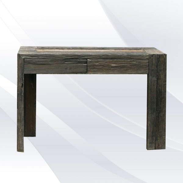 console table rustic
